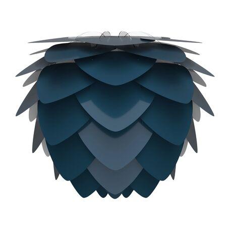Плафон Umage Aluvia Medium 2133, синий, пластик