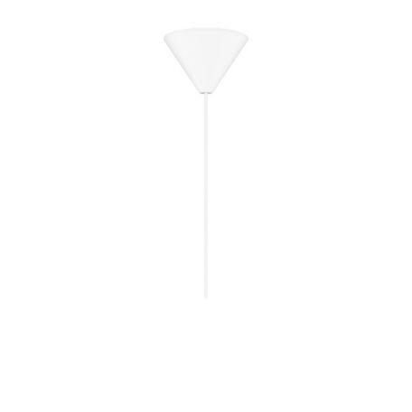 Подвесной светильник Umage Cordset 4005, 1xE27x15W, белый, пластик, текстиль