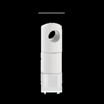 Крепление для провода Ideal Lux SUPPORTO CAVO BIANCO 143200, белый, металл
