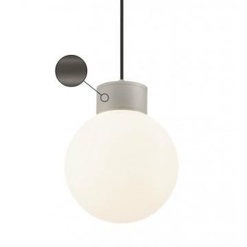 Подвесной светильник Ideal Lux Symphony 149813, IP44, 1xE27x60W, металл, пластик