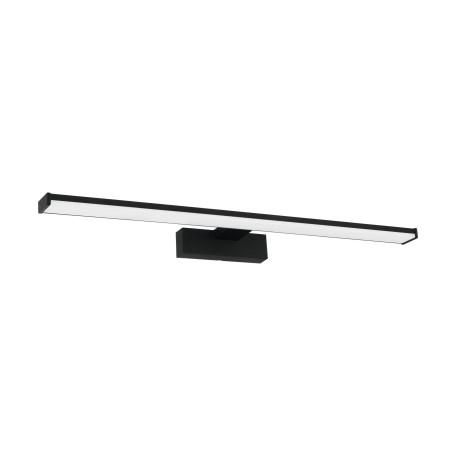 Настенный светодиодный светильник для подсветки зеркал Eglo Pandella 1 98908, IP44, LED 11W 4000K, черный, металл