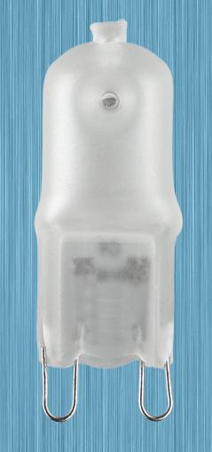 Галогенная лампа Novotech Halo 456003 G9 40W 220V, диммируемая, гарантия нет гарантии - фото 1
