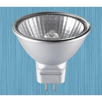Галогенная лампа Novotech Halo 456021 MR16 GU5.3 35W, 2800K (теплый) 12V, диммируемая, гарантия нет гарантии