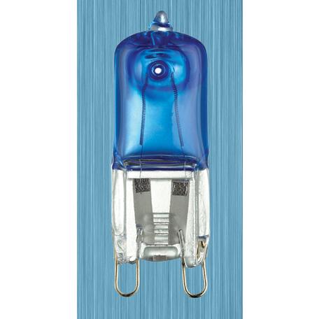 Галогенная лампа Novotech Halo 456022 капсульная G9 40W, 4000K (дневной) 220V, диммируемая, гарантия нет гарантии