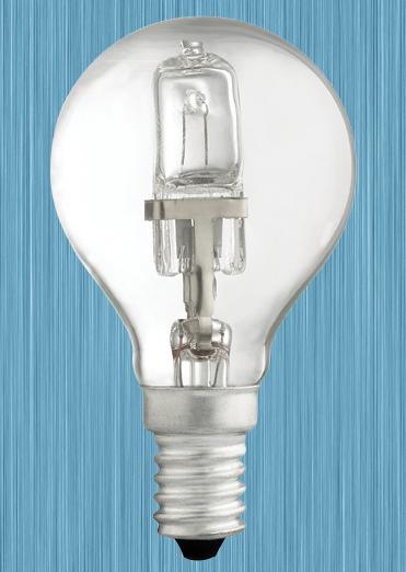 Галогенная лампа Novotech Halo 456026 шар E14 42W, 2700K (теплый) 220V, диммируемая, гарантия нет гарантии - фото 1