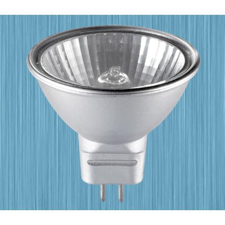 Галогенная лампа Novotech Halo 456030 MR16 GU5.3 35W, 2700K (теплый) 220V, диммируемая, гарантия нет гарантии