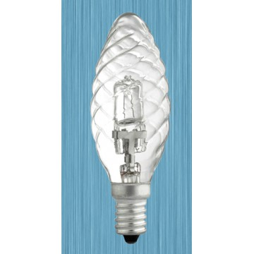 Галогенная лампа Novotech Halo 456029 E14 42W 2700K (теплый) 220V, диммируемая, гарантия нет гарантии