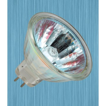 Галогенная лампа Novotech Halo 456004 GU5.3 35W 12V, диммируемая, гарантия нет гарантии