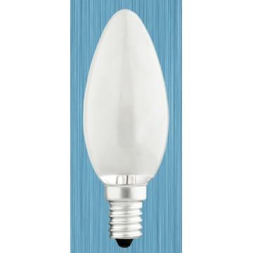 Галогенная лампа Novotech halo e14 456024 свеча E14 42W, 2700K (теплый)