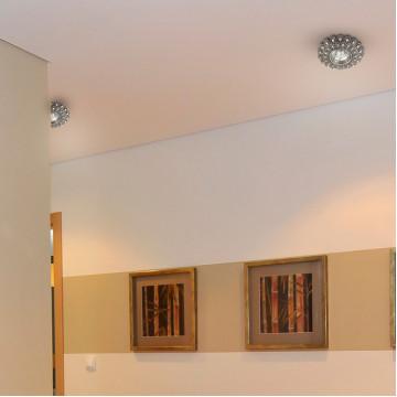 Встраиваемый светильник Novotech Pattern 370102, 1xGU5.3x50W, бронза, песчаник - миниатюра 3