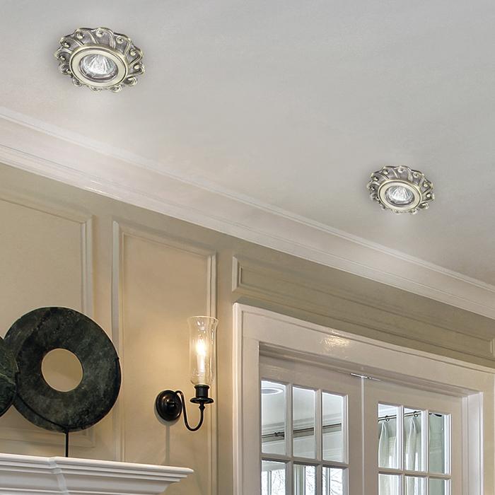 Встраиваемый светильник Novotech Spot Ligna 370264, 1xGU5.3x50W, бронза, металл - фото 2