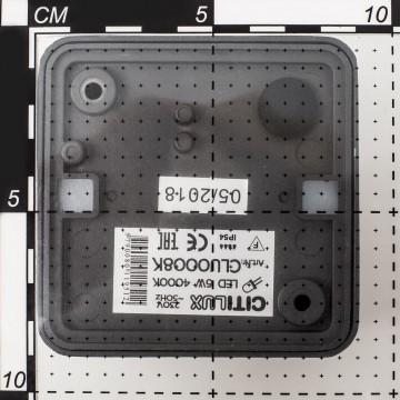 Настенный светодиодный светильник с регулировкой направления света Citilux CLU0008K, IP54, LED 6W 4000K 390lm, черный, металл, металл со стеклом - миниатюра 6