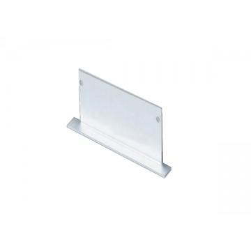 Изолирующая заглушка для светодиодных лент Donolux CAP18502Alu