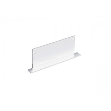 Изолирующая заглушка для светодиодных лент Donolux CAP18512Alu