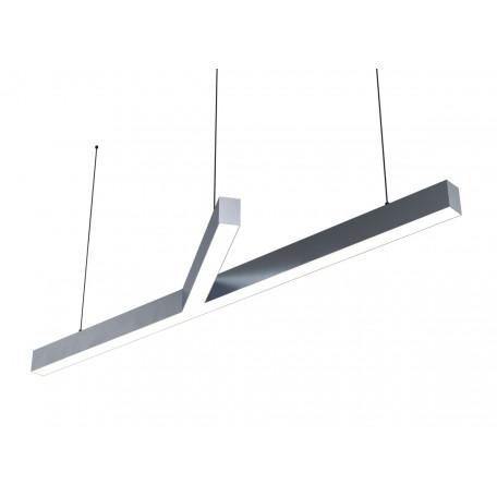 Подвесной светодиодный светильник Donolux Twiggy DL18516S042A77, LED 76,8W 4000K 5280lm