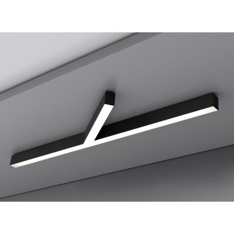 Потолочный светодиодный светильник Donolux Twiggy DL18516C041B77, LED 76,8W 3000K 5280lm