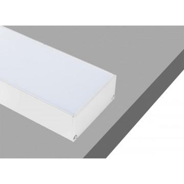 Профиль для светодиодной ленты Donolux DL18513RAL9003