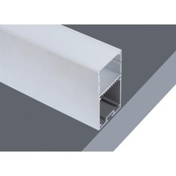 Профиль для светодиодной ленты Donolux DL18515Alu