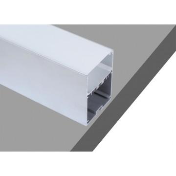 Профиль для светодиодной ленты Donolux DL18516Alu