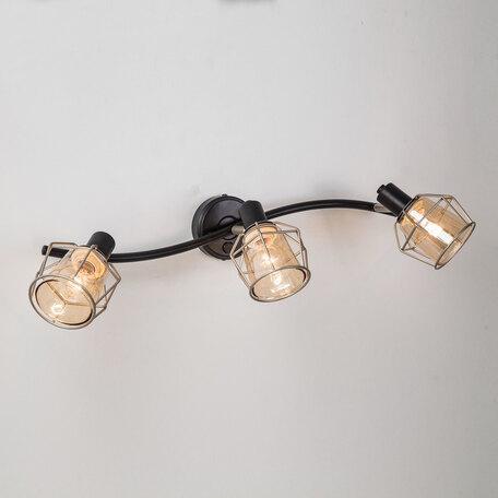 Потолочный светильник с регулировкой направления света Citilux Таверна CL542531, 3xE14x60W