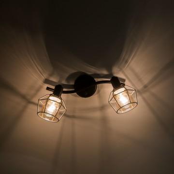 Потолочный светильник с регулировкой направления света Citilux Таверна CL542521, 2xE14x60W - миниатюра 3