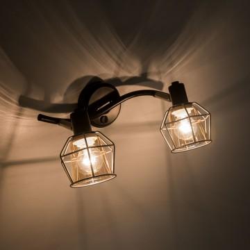 Потолочный светильник с регулировкой направления света Citilux Таверна CL542521, 2xE14x60W - миниатюра 5