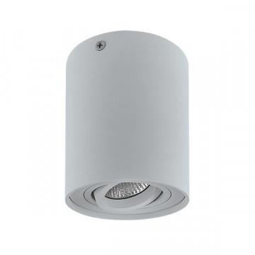 Потолочный светильник Lightstar Binoco 052019, 1xGU10x50W, серый, металл