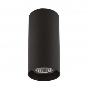 Потолочный светильник с регулировкой направления света Lightstar Rullo 214487, 1xGU10x50W, черный, металл