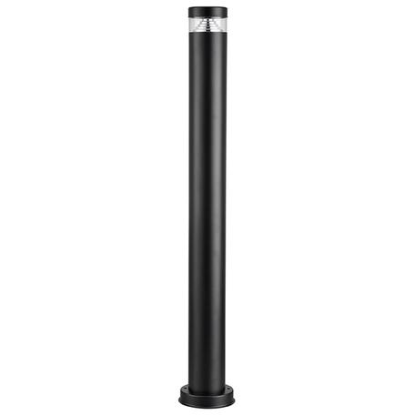 Садово-парковый светодиодный светильник Lightstar Raggio 376707, IP55, LED 6W 4000K 260lm, черный, прозрачный, металл, пластик