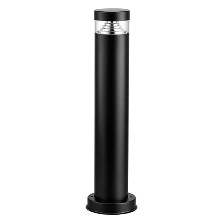 Садово-парковый светодиодный светильник Lightstar Raggio 376907, IP55, LED 6W 4000K 260lm, черный, прозрачный, металл, пластик