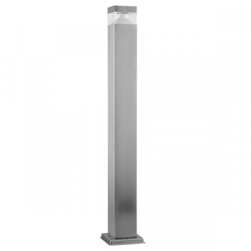 Садово-парковый светодиодный светильник Lightstar Raggio 377705, IP55, LED 6W 4000K 300lm, алюминий, прозрачный, металл, пластик