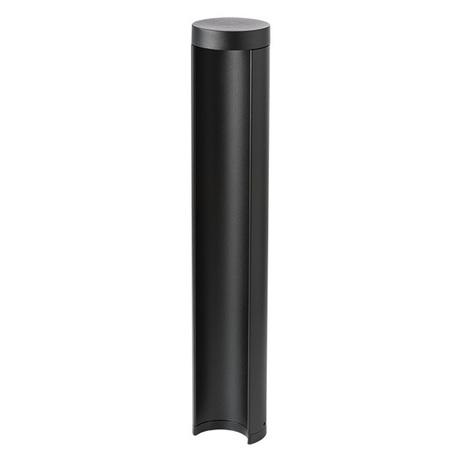 Садово-парковый светодиодный светильник Lightstar Paletto 382873, IP55, LED 8W 3000K 640lm, черный, металл