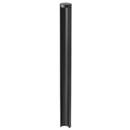 Уличный светодиодный фонарь Lightstar Paletto 382774, IP55, LED 8W 4000K 640lm, черный, металл