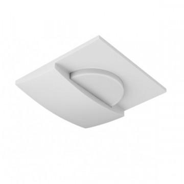 Встраиваемый настенный светодиодный светильник Lightstar Lumina 212146, LED 1W 3000K 60lm, белый, металл