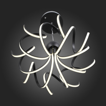 Подвесная светодиодная люстра ST Luce Fondere SL906.403.08, LED 120W 4000K (дневной) - миниатюра 12