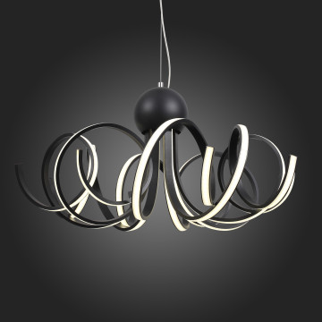 Подвесная светодиодная люстра ST Luce Fondere SL906.403.08, LED 120W 4000K (дневной) - миниатюра 9