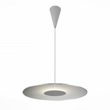 Подвесной светодиодный светильник ST Luce Sotti SL925.503.01, IP65 4000K (дневной), белый, металл, пластик