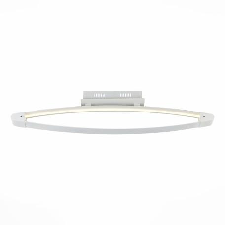 Потолочный светодиодный светильник ST Luce Orion SL920.102.01, LED 27W 4000K, белый, металл, металл с пластиком