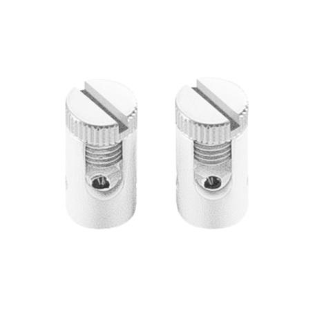 Подвод питания для тросовой системы освещения SLV TENSEO 186351, белый