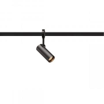 Светодиодный светильник с регулировкой направления света для гибкой системы SLV EASYTEC II®, HELIA 50 184560, LED 3000K, черный, металл