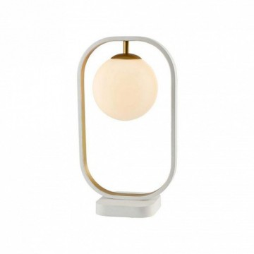 Настольная лампа Maytoni Avola MOD431-TL-01-WG, белый, металл, стекло - миниатюра 2