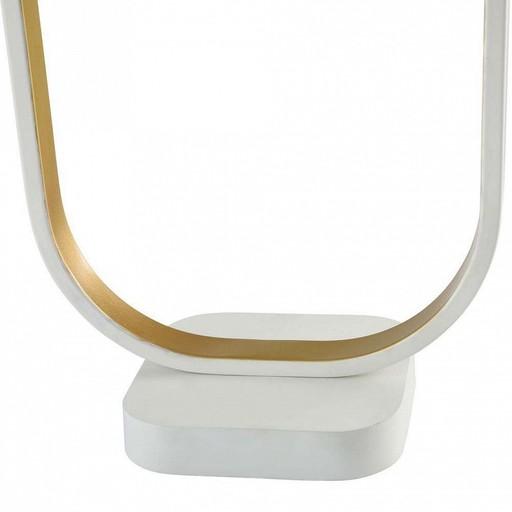 Настольная лампа Maytoni Avola MOD431-TL-01-WG, белый, металл, стекло - фото 7