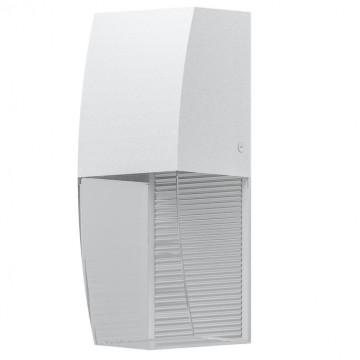 Настенный светодиодный светильник Eglo Servoi 95991, IP44, LED 3,7W, белый, прозрачный, металл, пластик