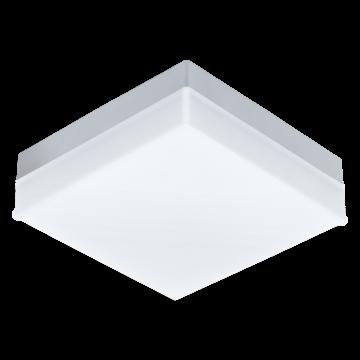 Настенный светодиодный светильник Eglo Sonella 94871, IP44, LED 8,2W 3000K 820lm, белый, пластик