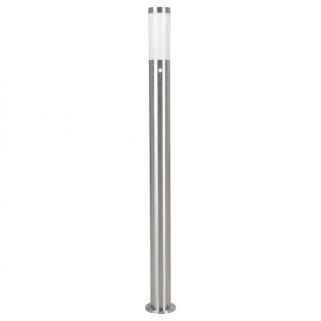 Уличный фонарь Eglo Helsinki 83281, IP44, 1xE27x15W, сталь, белый, металл, пластик