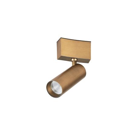 Светодиодный светильник для магнитной системы Donolux Heck DL18795/01MR Black Bronze Dim