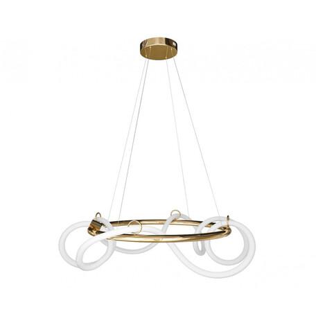 Подвесной светодиодный светильник Kink Light Далия 08040-80,33, LED 160W 3000K 12800lm CRI>80