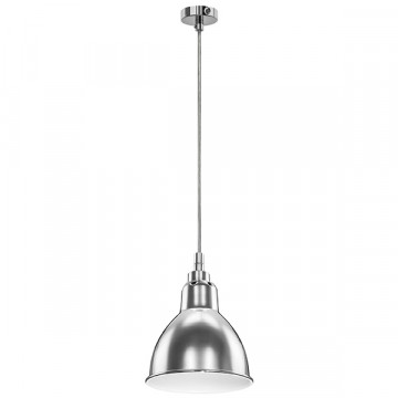 Подвесной светильник Lightstar Loft 765014, 1xE14x40W, хром, металл