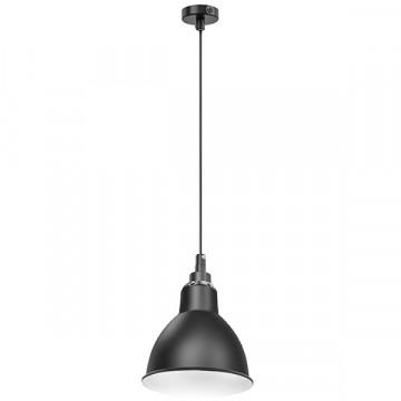 Подвесной светильник Lightstar Loft 765017, 1xE14x40W, черный, металл