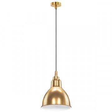Подвесной светильник Lightstar Loft 765018, 1xE14x40W, бронза, металл